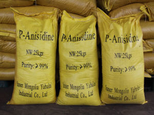 Hot Selling High Quality P-Anisidine pictures & photos