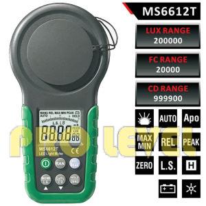 Hot Sale Digital Light Meter (MS6612T) pictures & photos