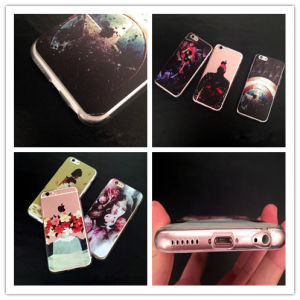 Custom Design UV Printing TPU Cell Phone Case/Cover for iPhone6/6s/7 pictures & photos