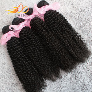 100% Brazilian Virgin Hair Unprocessed Remy Human Hair Extension pictures & photos