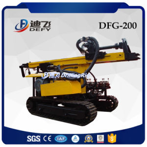Dfg-200 Photovoltaic Hydraulic Pile Driver Machine pictures & photos