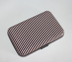 Strap Aluminum Credit ID Card Case Holder (MW21005) pictures & photos