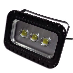 Bridgelux Chip New Design High Brightness 210W Black Waterproof LED Flood Light with Lens pictures & photos