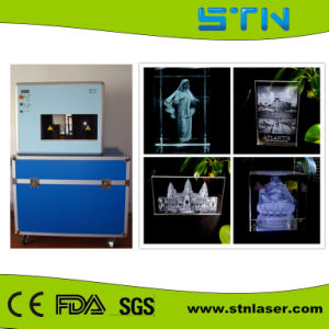 Photo Crystal 3D Laser Engraving Machine (STNDP-801AB4)