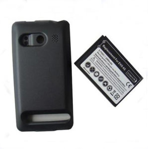 Extended Battery for HTC Evo 4G