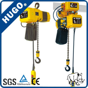 380V 6m Electric Lifting Chain Hoist pictures & photos