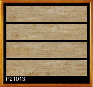 Wood Plank Porcelain Floor Tile/Ceramic Wall Tile pictures & photos