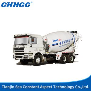 Shanqi Concrete Mixer Truck pictures & photos