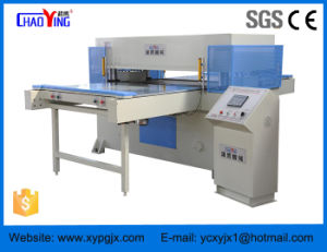 Automatic Feeding Both Side Cutting Machine pictures & photos