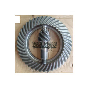 Crown Pinion Spiral Bevel Gear Pignon Couronne Nissan Mitsubishi Dana pictures & photos
