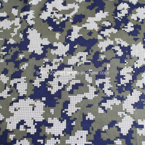 Cotton Camouflage Fabric for Shirting Use (80X80/190X120) pictures & photos