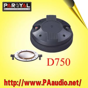 D750 Speaker