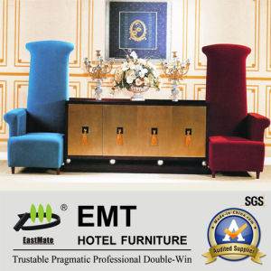 Elegant Design Hotel Console Table and Chair (EMT-CA25) pictures & photos