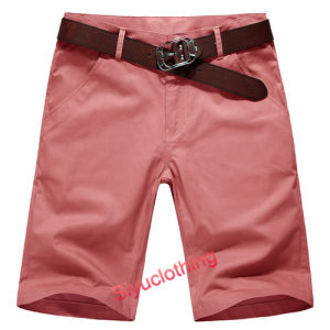 Men Casual Fashion Solid Color Simple Leisure Shorts (S-1510) pictures & photos