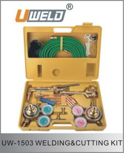 America Style Heavy Duty Cutting&Welding Kit (UW-1503)