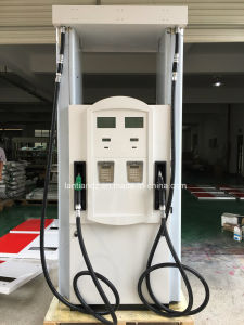 Four Nozzle Gilbarco Type Fuel Dispenser with Bennett Pump pictures & photos
