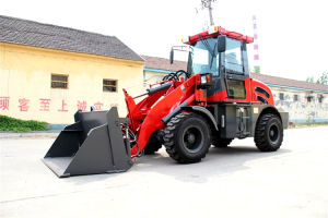 Fox908 Front Loader with SMS Quick Hitch pictures & photos