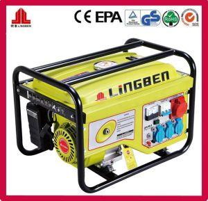 5kw CE Gasoline Generator Set (LB6500DXE-B)