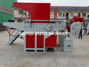 Shear Type Double-Shaft Shredder for Pet Bottles pictures & photos