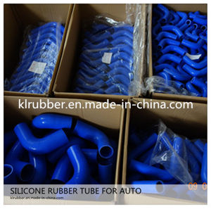 Heat Resistant Silicone Radiator Water Tube pictures & photos