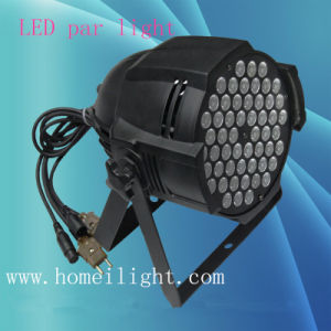 New Year 54*3W LED PAR Can Light for Stage Weding Decoration pictures & photos