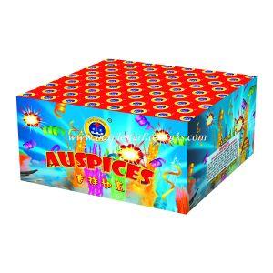 PS5506 100shot 1.4G 0336 Daytime Cake Fireworks