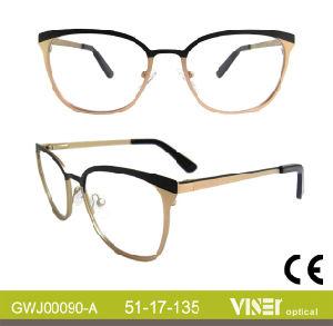 New Design Metal Optical Frames Fashion Optical Frames (90-A) pictures & photos
