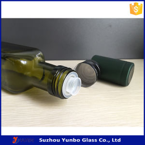 250ml 500ml 750ml 1L Green Marasca Olive Oil Glass Bottles pictures & photos