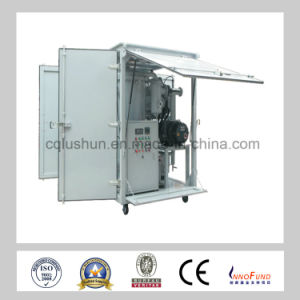 Zja -200 Double Stage Vacuum Transformer Oil Purifier pictures & photos