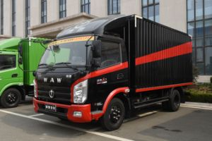 Light Truck with Turbo-Charging & Inter-Cooling Engine pictures & photos