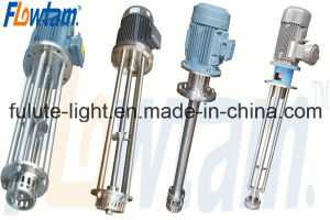 Stainless Steel High Shear Homogenizer pictures & photos