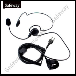 Walkie Talkie Headset for Icom Two Way Radio IC-V8 pictures & photos