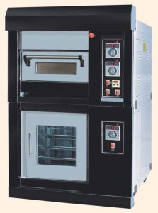 Luxurious up Deck Oven + Down Proofer RM-115fq