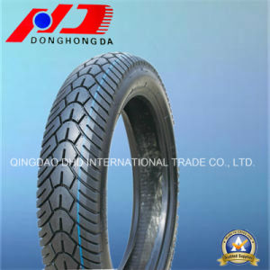 ISO9001: 2008 Certified China Manufacturer High Quality Motorcycle Tyre