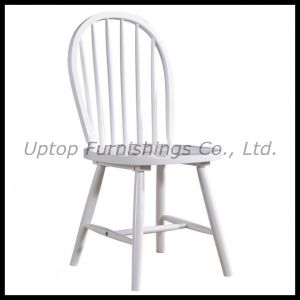 Modern White Wooden Dining Windsor Chair (SP-EC758) pictures & photos