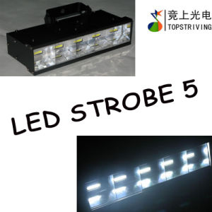 5*6W LED White LED Stage Lighting