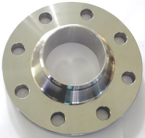 Duplex A182 F51, Duplex Stainles Steel Flange A182 F51 Wn RF Flange pictures & photos