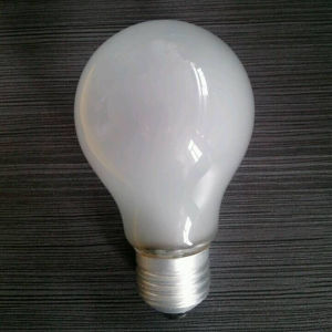 E27 Base A55 Frosted Incandescent Lamp pictures & photos