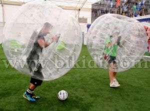 Inflatable Bumper Ball, Human Body Zorb (D1005B) pictures & photos