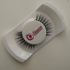 100% Real Siberian Mink False Eyelashes Thick Fake Faux Eyelashes pictures & photos