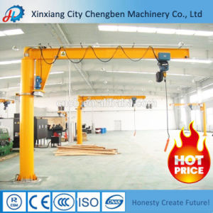Slewing Mobile Jib Crane 1 Ton Portal Jib Crane 2 Ton pictures & photos