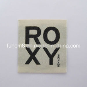 Customized High Quality Brand Cotton Woven Tag / Label for Garment pictures & photos