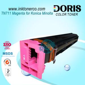 Tn711 Color Copier Toner for Konica Minolta Bizhub C654 C754 Copier Parts pictures & photos