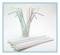 Low Price Plastic Straw with Flexible Part pictures & photos