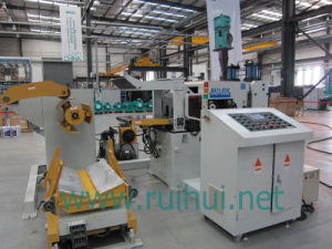 Coil Sheet Automatic Feeder with Straightener for Press Line Making Car Parts pictures & photos