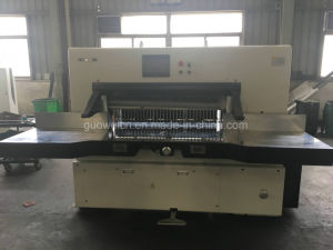 High Speed Paper Cutter (115K) pictures & photos