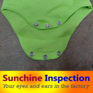 Baby Clothing Loading Inspection Service Before Shipping pictures & photos