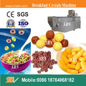 Instant High Quality Hot Sale Profitable Breakfast Cereal Production Line pictures & photos