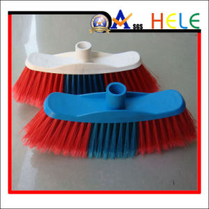Floor Broom Brush (HLC1321B) pictures & photos