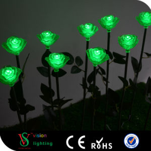 Outdoor Waterproof LED Rose Light pictures & photos
